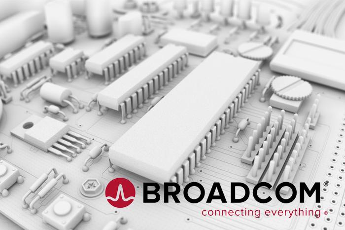 История мирового бренда Broadcom Limited.