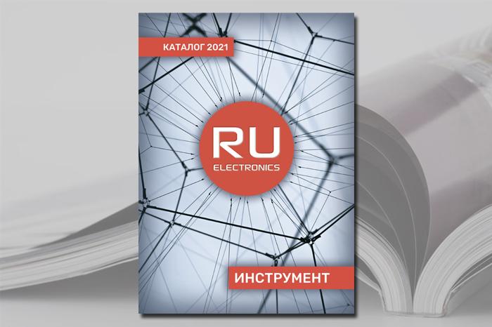 Новый электронный каталог продукции инструментов RU Electronics!
