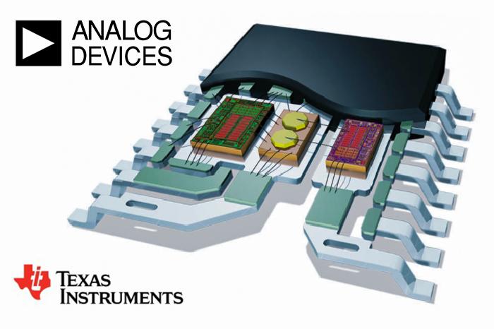 Цифровые изоляторы Texas Instruments и Analog Devices.