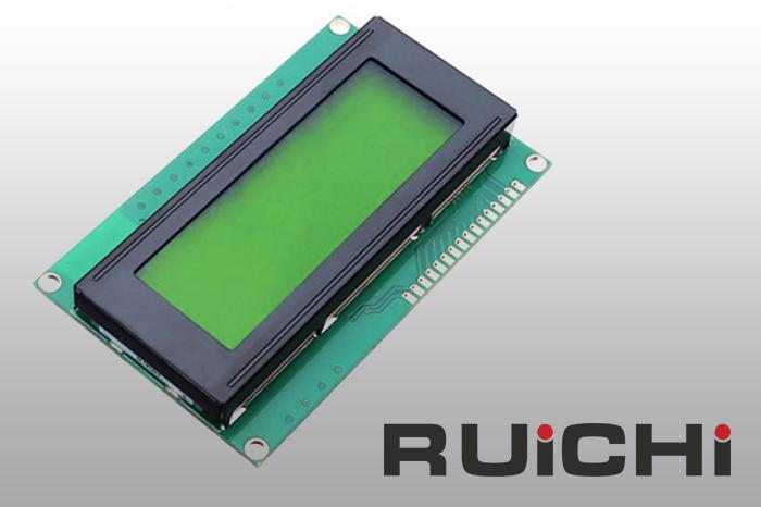 Что такое LCD ЖК-дисплей 16x2 RUICHI. Как работает?