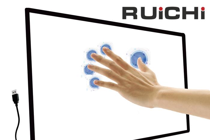 Как выбрать сенсорный экран RUICHI. Типы сенсорных экранов.