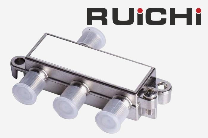 Сплиттер для цифрового телевидения RUICHI. Как выбрать и чем руководствоваться при выборе.
