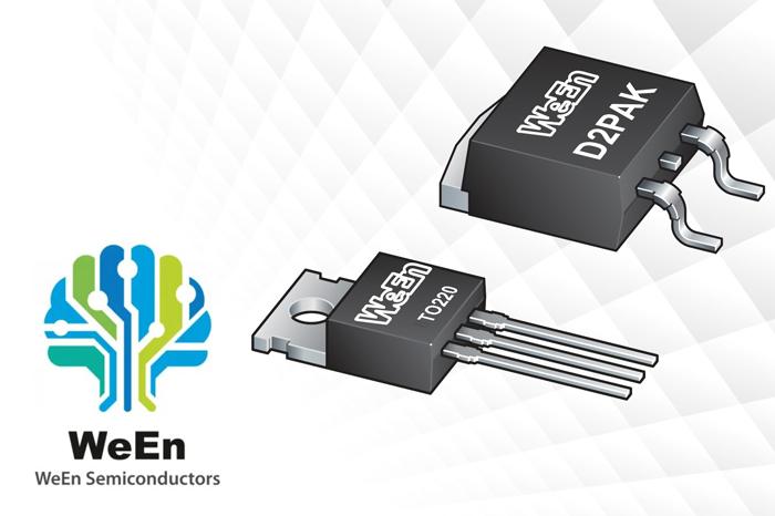 Микросхемы, транзисторы, тиристоры бренда WeEn Semiconductors.
