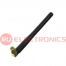 Антенна GSM RUICHI 3 дБ, 900 МГц, разъём SMA-P угловой
