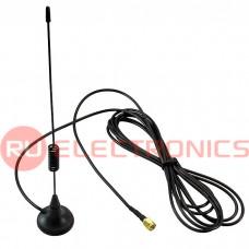 Антенна GSM RUICHI JCXP, 3 м, кабель RG 174, разъём SMA