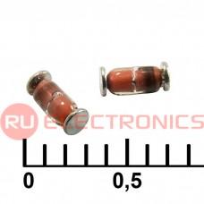 Высокочастотный переключающий диод RUICHI LL4148, MiniMELF, 150 мА, 75 В