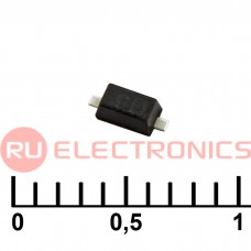 Выпрямительный диод ST Microelectronics BAV21W, SOD-123, 0.25 A, 200 В