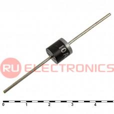 Выпрямительный диод MIC 10A10, R-6, 10 A, 1000 В