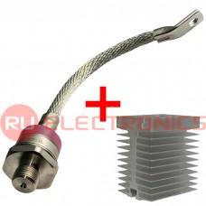 Силовой диод RUICHI ДЛ171-320-12, M20