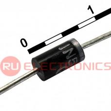 Выпрямительный диод MIC 1N4004, DO-41, 1 A, 400 В