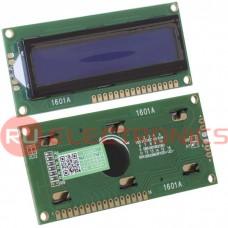 ЖК индикатор символьный RUICHI RH1601A-TMI, язык Русский - Английский