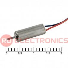 Электродвигатель DC RUICHI QX- 4A  1.3V, 0,04 Вт