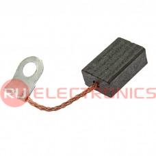 Графитовая щетка для электродвигателя RUICHI 6.3x10x16 мм