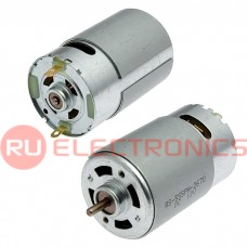 Электродвигатель DC RUICHI RS-555PH-2670 12V, 6,69 Вт