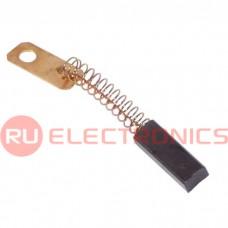 Щетка для электродвигателя RUICHI brush-22 Cu-C, графитовая