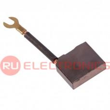 Щетка для электродвигателя RUICHI brush-3 Cu-C, графитовая