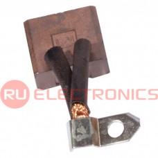 Щетка для электродвигателя RUICHI brush-4 Cu-C, графитовая