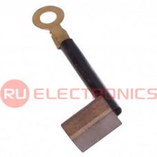 Щетка для электродвигателя RUICHI brush-9 Cu-C, графитовая