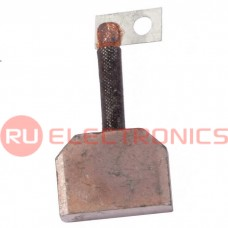 Щетка для электродвигателя RUICHI brush-6 Cu-C, графитовая