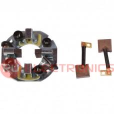 Щетка для электродвигателя RUICHI brush-10 Cu-C, графитовая