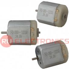 Электродвигатель DC RUICHI FC-260-12250, 24 В