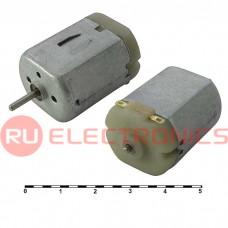 Электродвигатель DC RUICHI F280-2580, 6 В, 4,44 Вт