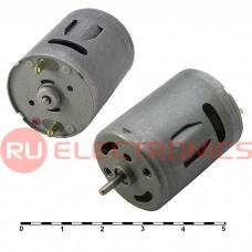 Электродвигатель DC RUICHI R370-8780  12V, 0,269 Вт