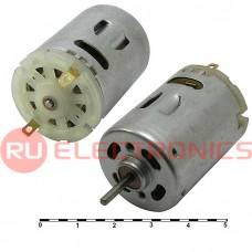 Электродвигатель DC RUICHI R380-09320 24V, 4200 об/мин