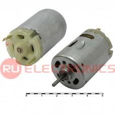 Электродвигатель DC RUICHI R380-2580, 12 В, 11,93 Вт