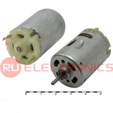Электродвигатель DC RUICHI R380-4530, 6 В, 18,6 Вт