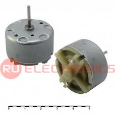 Электродвигатель DC RUICHI R500-18280 1.5V, 0,07 Вт