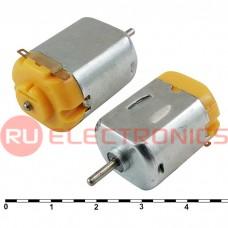Электродвигатель DC RUICHI F130-15155 1.5V, 0,1 Вт