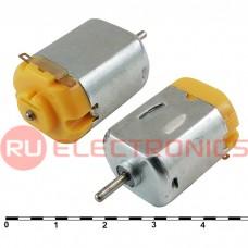 Электродвигатель DC RUICHI F130-16155 4.5V, 0,67 Вт