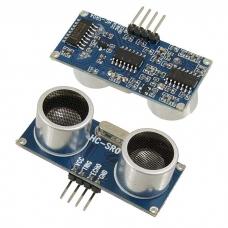 Электронный модуль RUICHI HC-SR04, датчик расстояния ультразвуковой