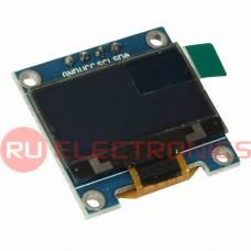 Дисплей OLED 4-х контактный RUICHI EM-345