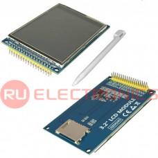 Дисплей TFT LCD сенсорный RUICHI EM-347