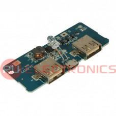 USB модуль для внешнего зарядного устройства с ЖК-индикатором RUICHI EM-847