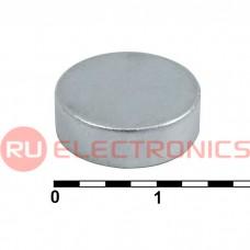 Магнит RUICHI D 15x5 мм, класс N35, круглый