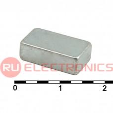 Магнит RUICHI P 15x8x5 мм, класс N35, прямоугольный