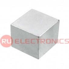 Магнит RUICHI B 25x25x20 мм, класс N35, квадратный