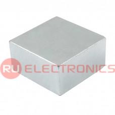 Магнит RUICHI B 40x40x20 мм, класс N35, квадратный