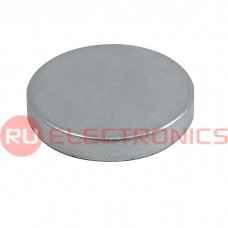 Магнит RUICHI D 20x2.5 мм, класс N35, круглый