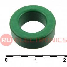 Феррит RUICHI R16х10х6 PC40, окрашенный, кольцевой