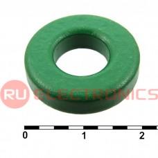 Феррит RUICHI R20х10х5 PC40, окрашенный, кольцевой