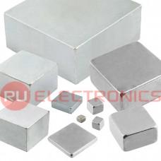 Магнит RUICHI B 30x30x10 мм, класс N35, квадратный