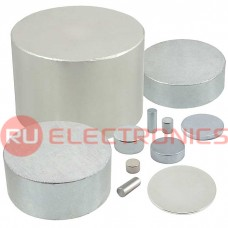 Магнит RUICHI C 6x10 мм, класс N35, круглый