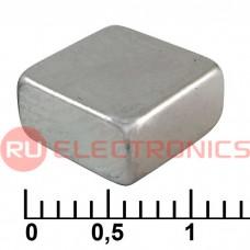 Магнит RUICHI B 8x8x4 мм, класс N35, квадратный