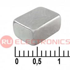 Магнит RUICHI P 8x6x4 мм, класс N35, прямоугольный