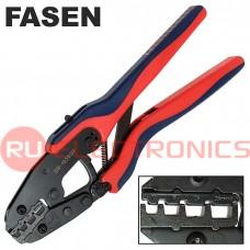 Обжимной инструмент кримпер FASEN DR-1035GF