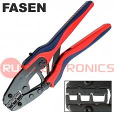 Обжимной инструмент кримпер FASEN DR-2550GF